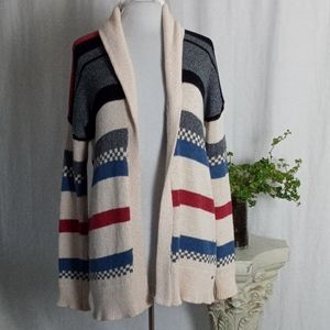 American Eagle Outfitters open front cardigan sz M